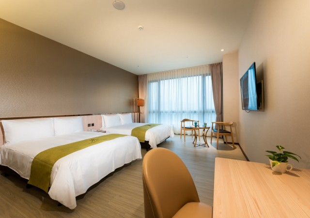 Luxury Ripple Room for 4 people